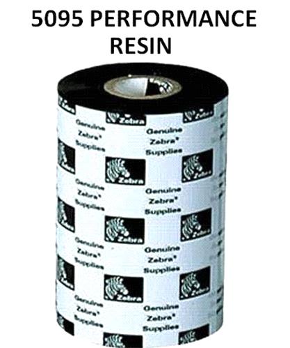 Mực in mã vạch Resin (110mm x 300 mét)